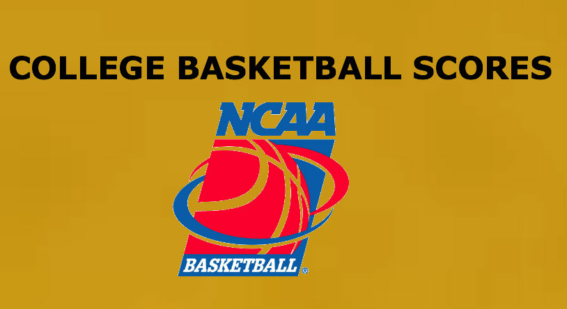 College basketball scores and results
