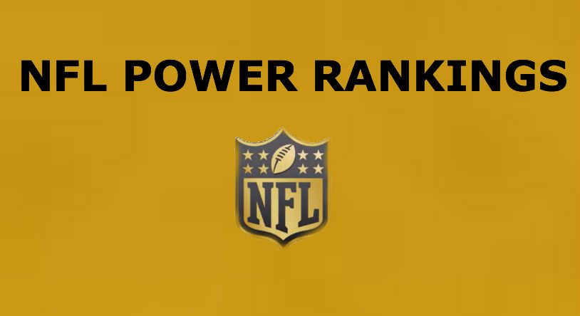 Week 16 NFL Power Rankings From ESPN On Dec. 22