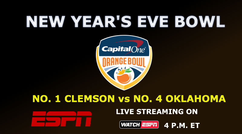 Colle Football Playoff Semifinal Orange Bowl