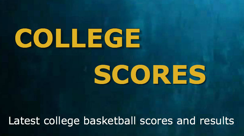 College Basketball Scores
