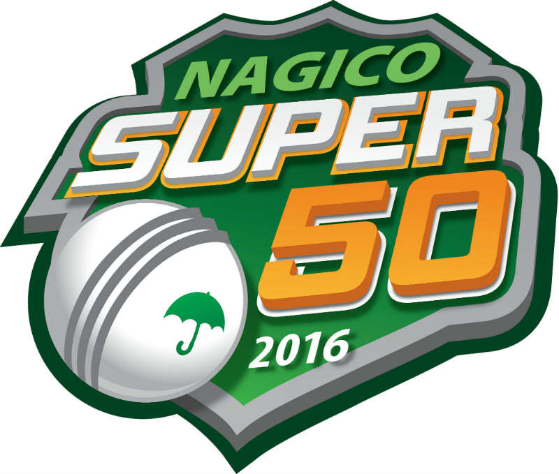 NAGICO Super50 2016 Live Streaming