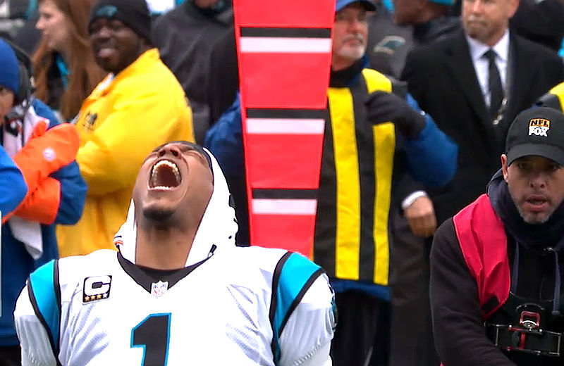 Cam Newton leads Carolina Panthers