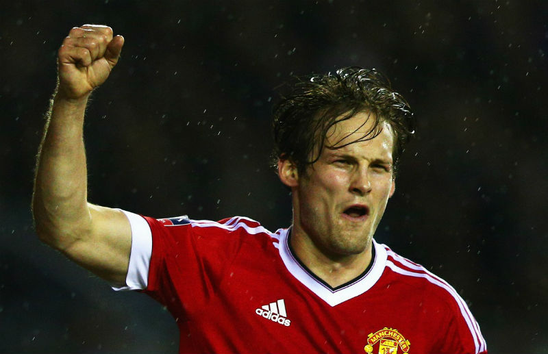 Daley Blind of Manchester United