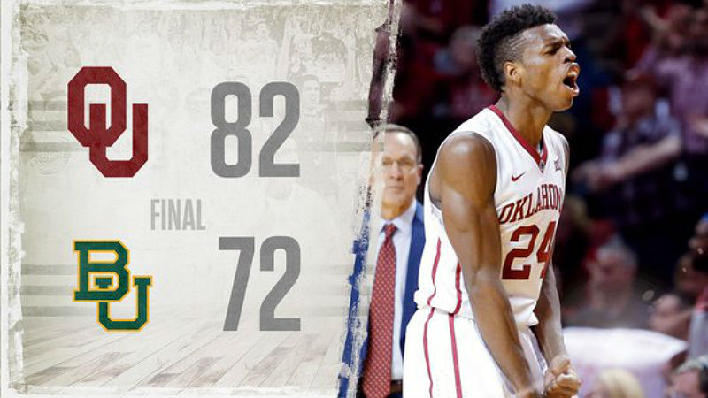 Oklahoma Sooners College Basketball