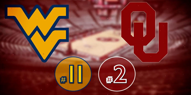 Oklahoma v West Virginia college basketball live ESPN3