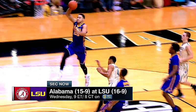 Ben Simmons, LSU take on Alabama