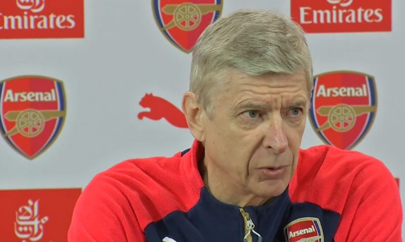 Arsenal Fixtures Premier League: Arsene Wenger