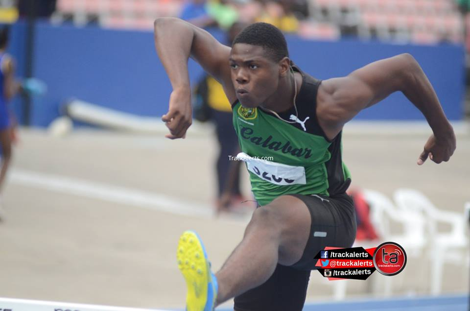 Calabar ready to defend title at 2016 Champs