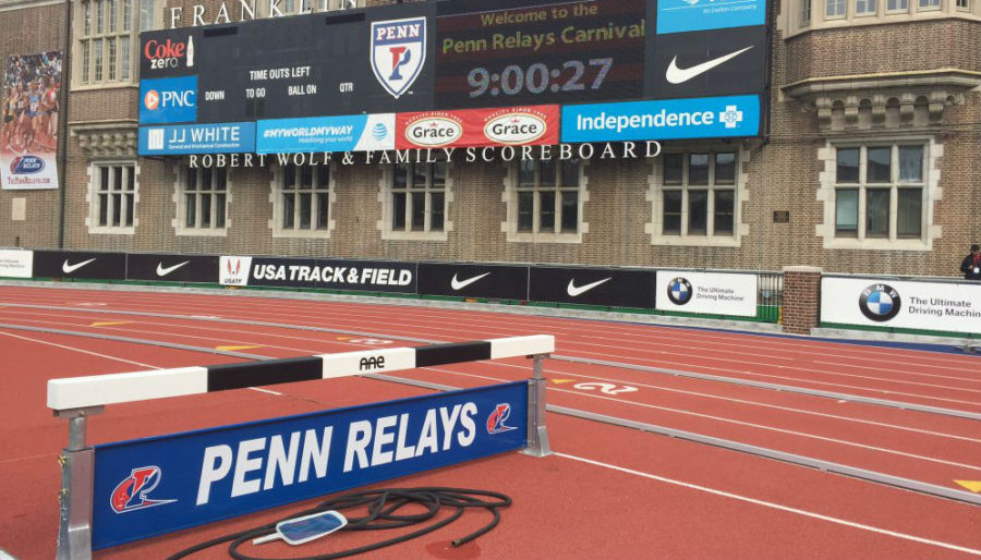 2016 Penn Relays Live Streaming