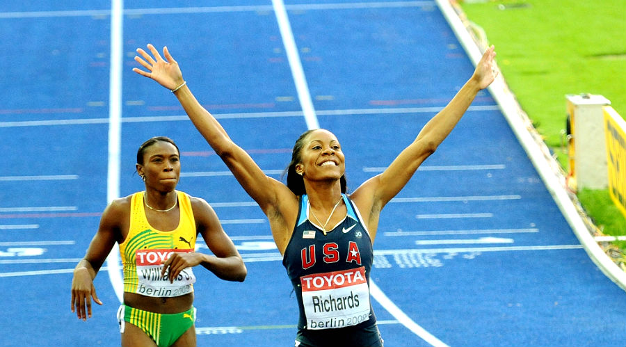 Prefontaine IAAF Diamond League Sets Up Cracking Women's 400m Field