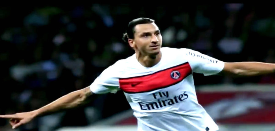 Ibrahimovic Would Join Manchester United If Van Gaal Leaves