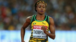 Thompson, Forte, Powell Advance At Jamaica Trials: Day 1