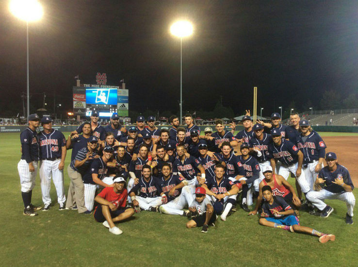 Super Regional Win For Wildcats
