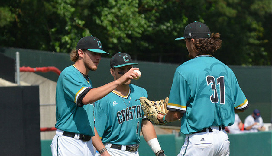 NCAA Baseball College World Series: Coastal Carolina