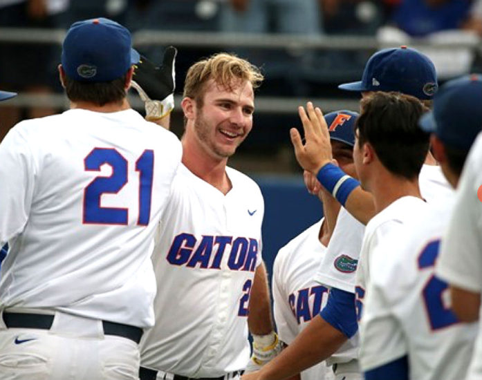 Florida Gators Baseball Regionals.