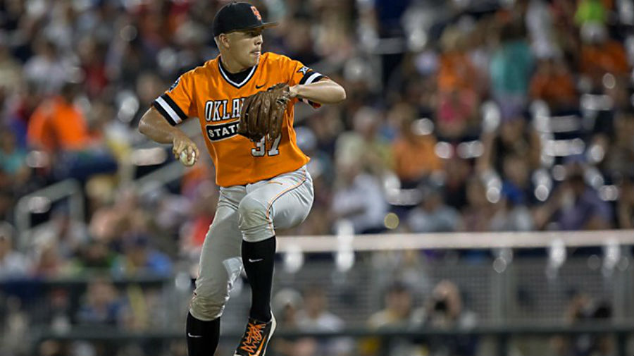 College World Series Scores On June 20; Miami Eliminated