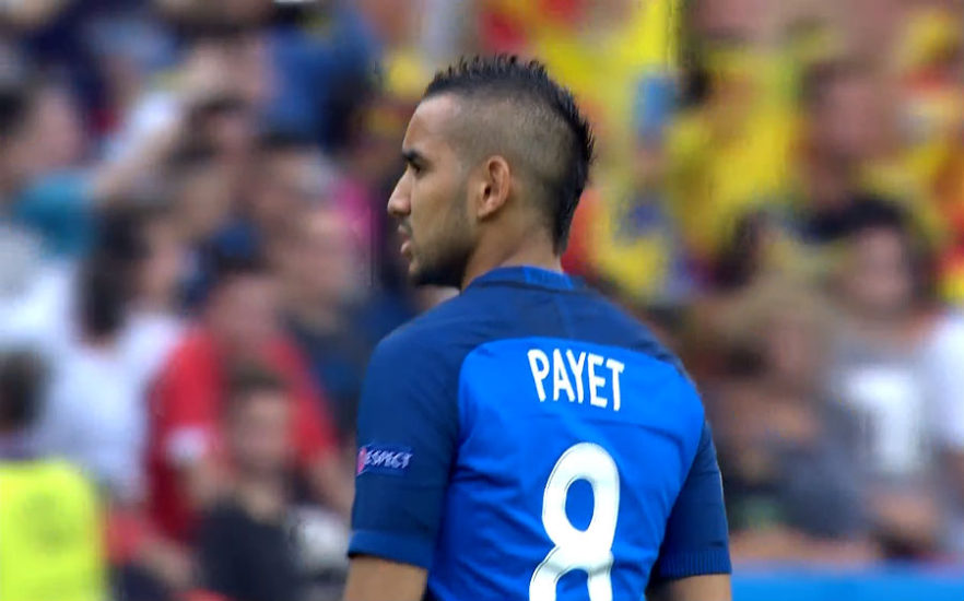 Payet Wins It For France With Laser Strike