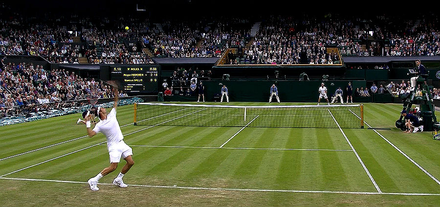 Wimbledon 2016 Selected Results on Day Three