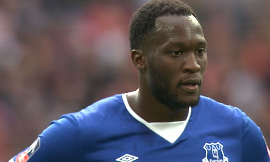 Romelu Lukaku: Everton to Manchester United