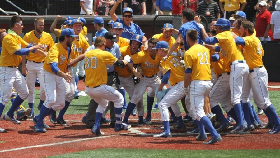College World Series with Super Regional win