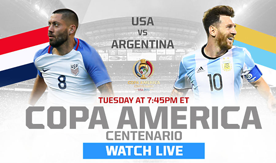 USA v Argentina: Watch Live Streaming coverage