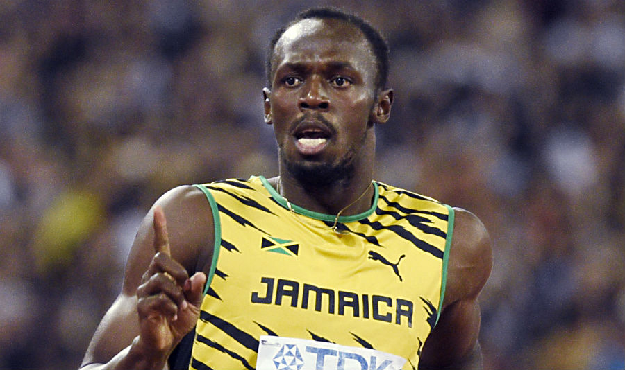 Usain Bolt of Jamaica: Olympic Trials