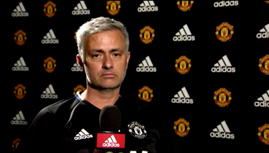 Mourinho: We Are Going To Bond In Man United Preseason