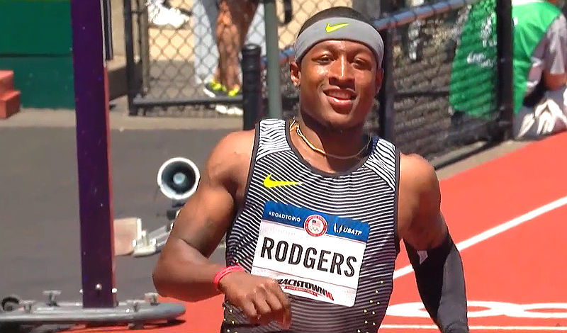 Mike Rodgers: Someone Needs To Put Bolt In His Place