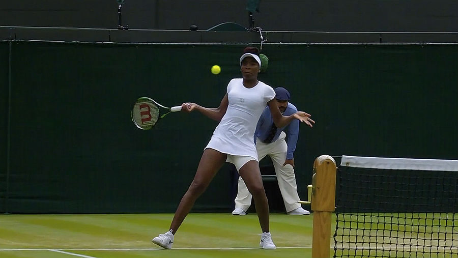 Venus Williams Wimbledon 2016