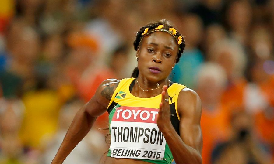 "Elaine Thompson Ran With ""Damaged Hamstring"" At Trials: Coach Francis"