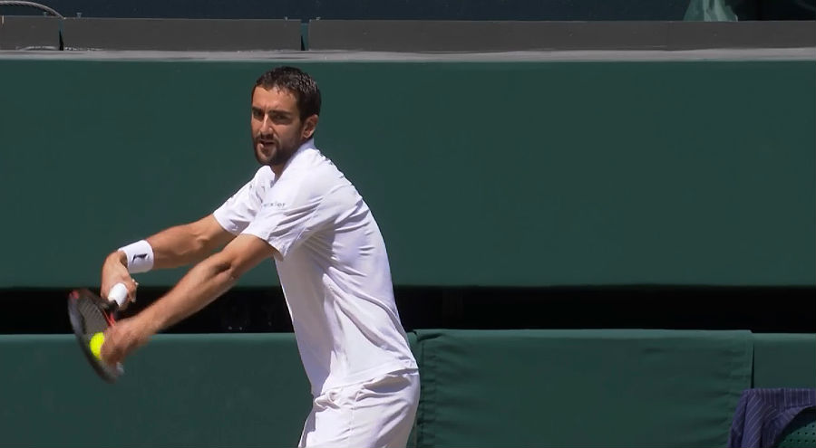 Marin Cilic: US Open