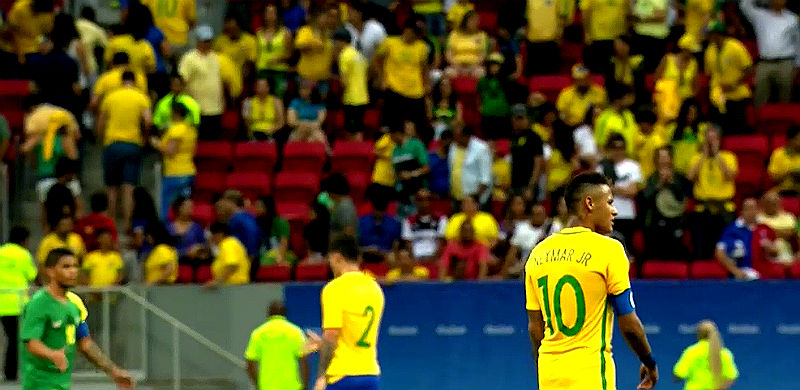 Neymar and Brazil Rio 2016 Olympic Games