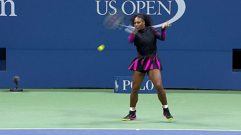 Serena Williams at US Open