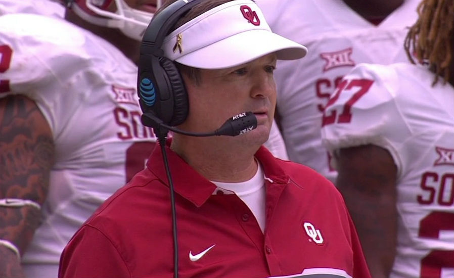 Bob Stoops of Oklahoma: AP Top 10