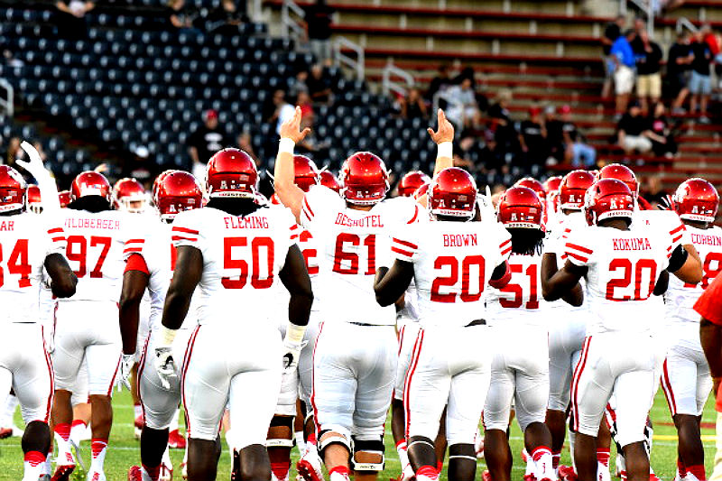 Houston Cougars college football