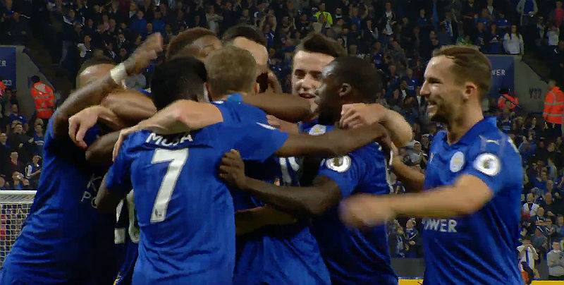 Leicester City EFL Cup