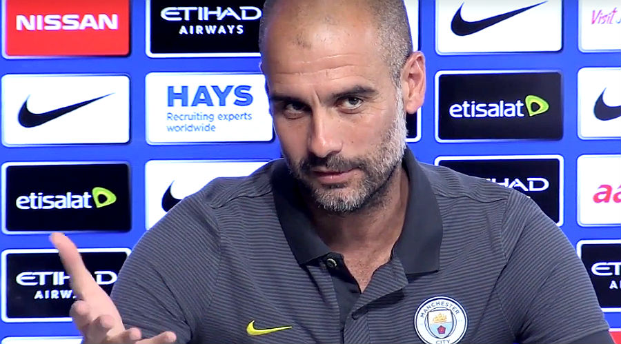 Pep Guardiola English Premier League