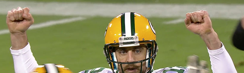 Aaron Rodgers and Green Bay Packers