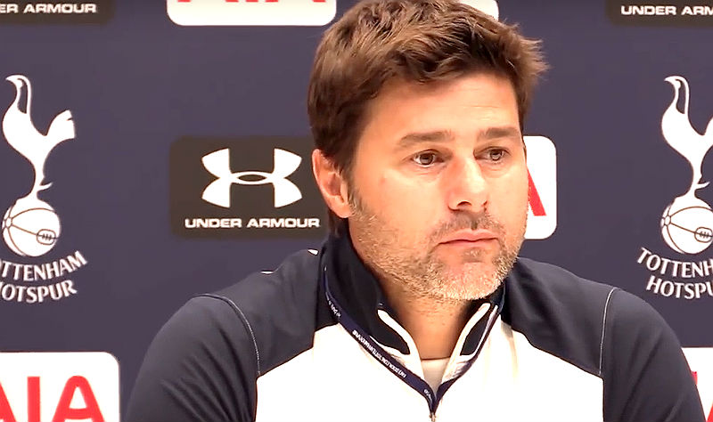English Premier League Tottenham Mauricio Pochettino