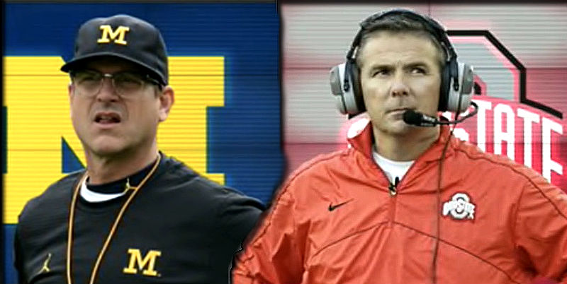 Michigan v Ohio State: Big Ten