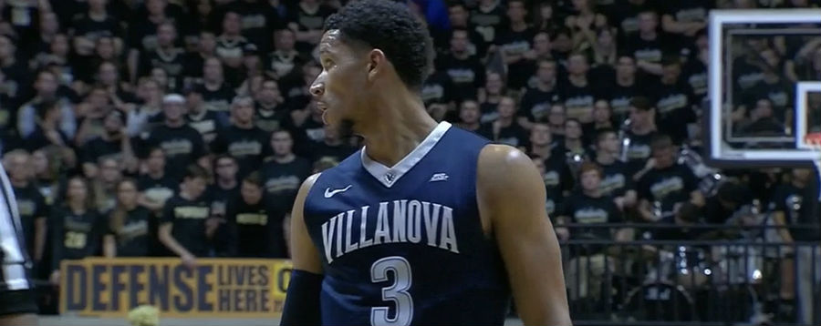 Josh Hart of Villanova