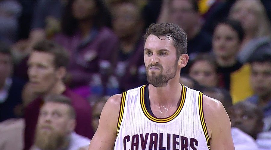 Kevin Love: Cleveland Cavaliers