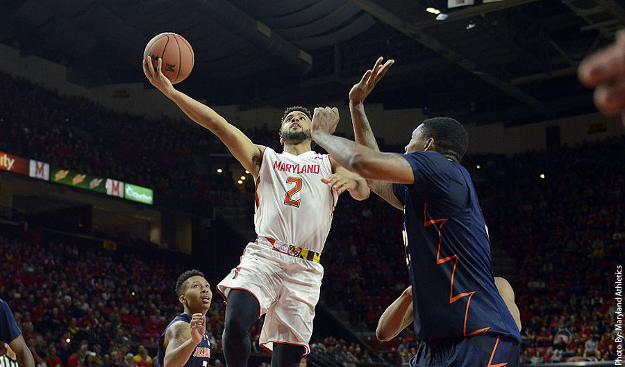 Melo Trimble of Maryland