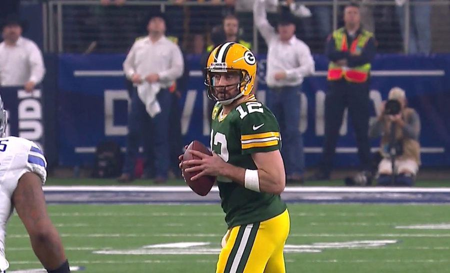 Green Bay: Aaron Rodgers NFL