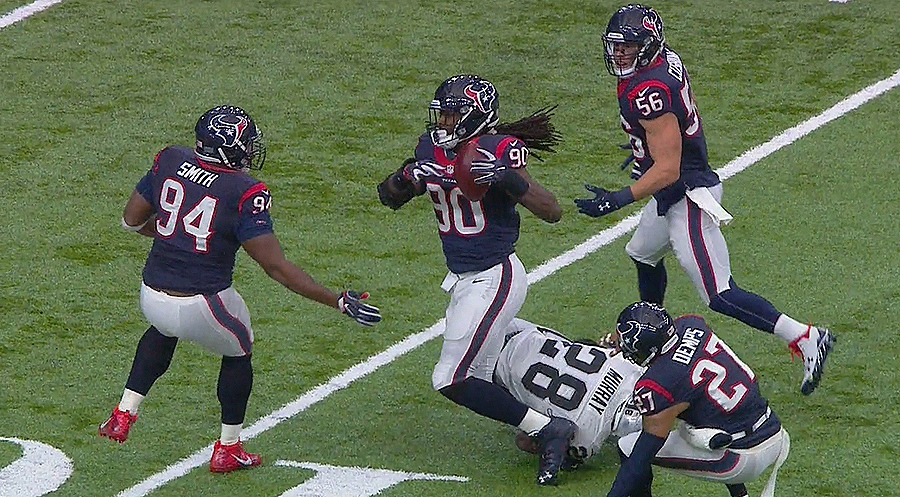 Jadeveon Clowney Houston Texans