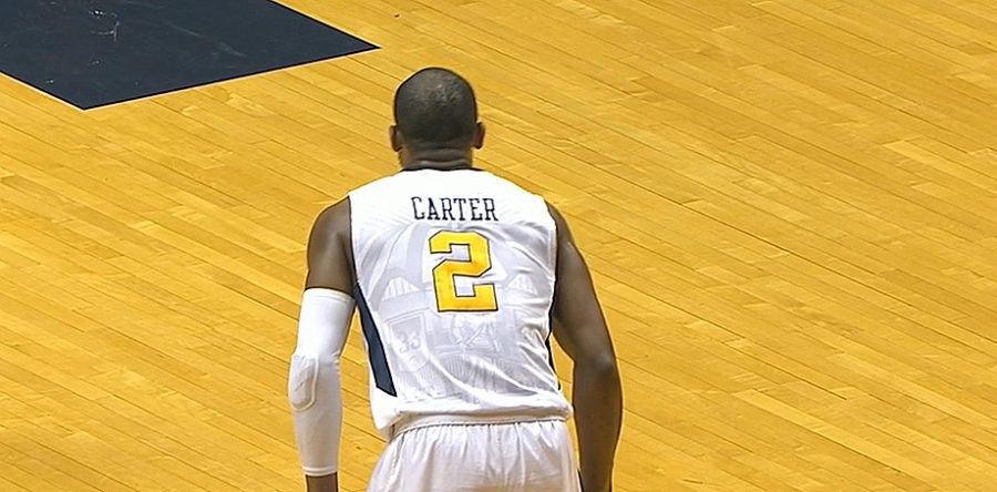Jevon Carter of West Virginia