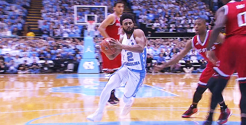 North Carolina Tar Heels Joel Berry