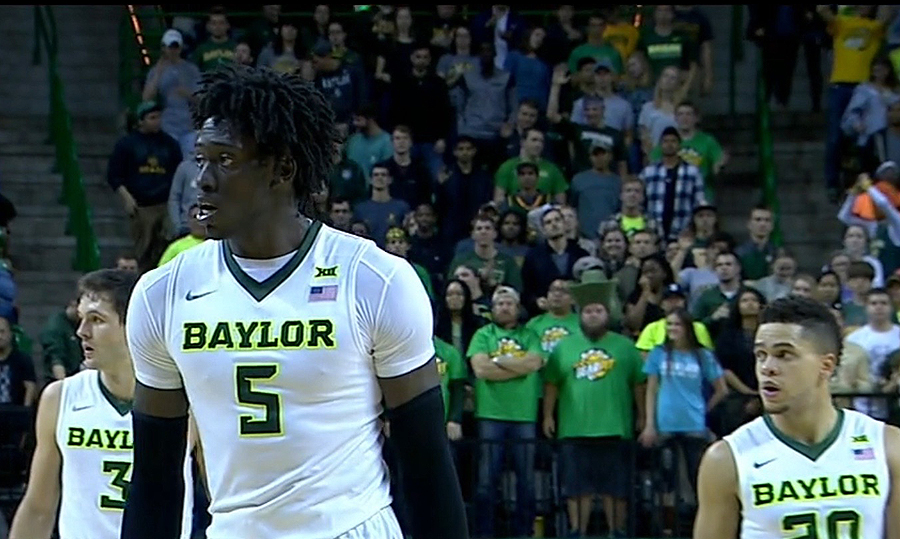 NCAA Basketball Scores: Johnathan Motley