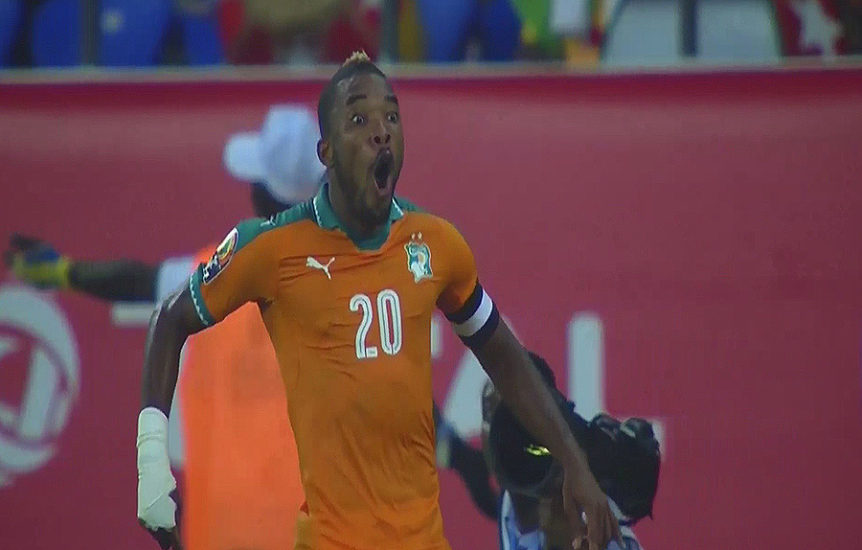 Ivory Coast Held 2-2 By DR Congo: African Cup of Nations 2017