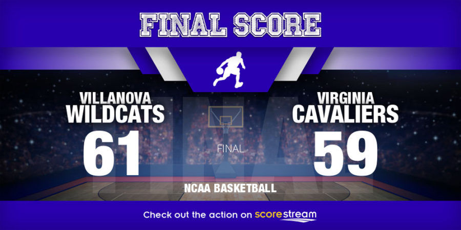 Villanova v Virginia NCAA Basketball